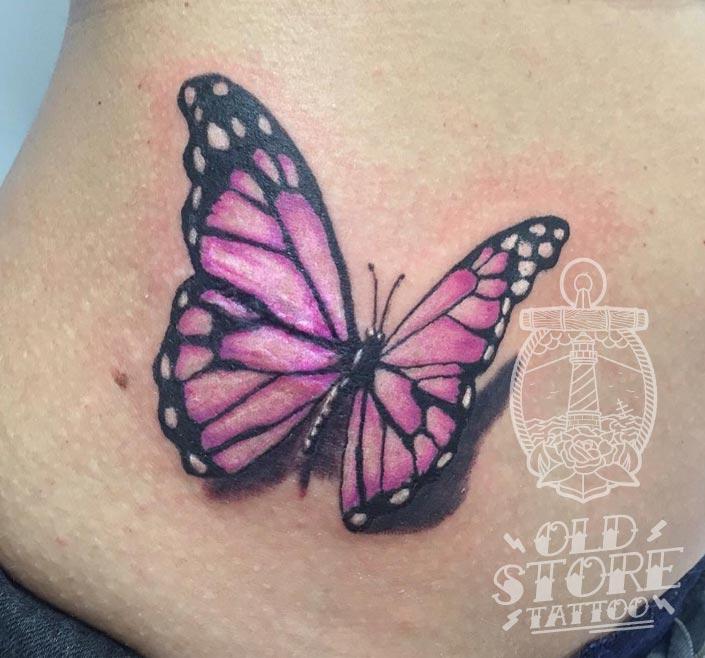 Copertura Cicatrice Farfalla